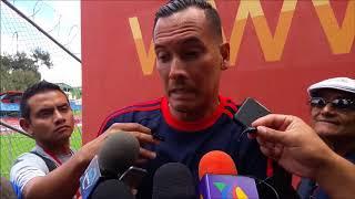 Blas Pérez habla de la jugada polémica