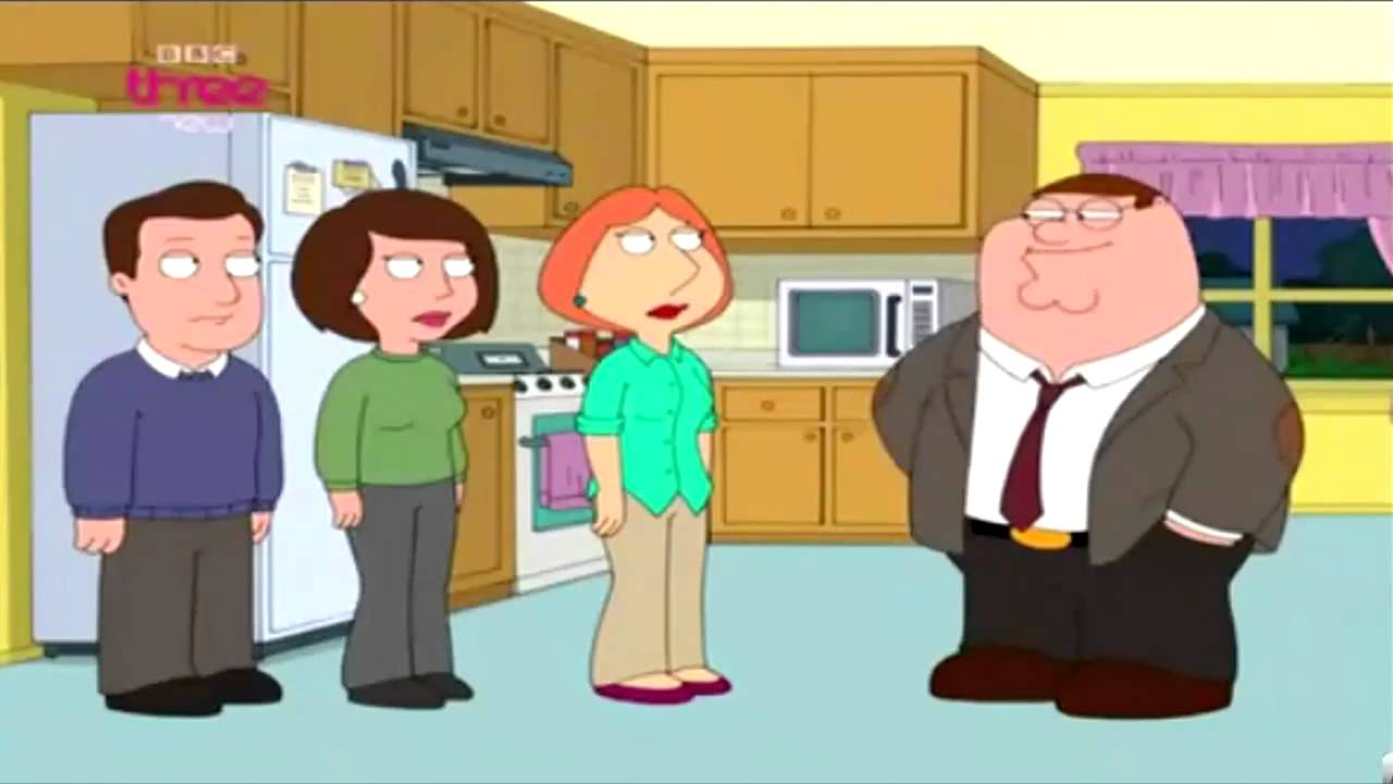 Family guy porr