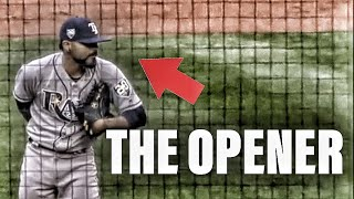 The Opener - Baseball's New Crazy Experiment