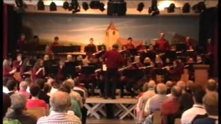 """Rhythm of the Rain"" Flötenorchester Rhythm & Flutes Saar"