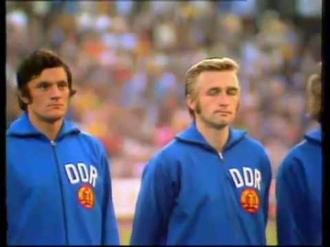 GDR - World Cup in West Germany / WM 1974