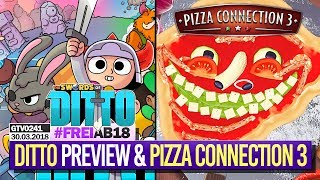 0241 🔴 PRIVATE Worte, XBOX1-Giveaway, DITTO Preview & PIZZA Nacht 🔴 Gronkh Livestream | 30.03.2018