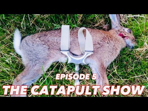 THE CATAPULT SHOW - Ep 5 - With GAMEKEEPER JOHN - BUSHCRAFT - SURVIVAL - HUNTING - SHOOTING