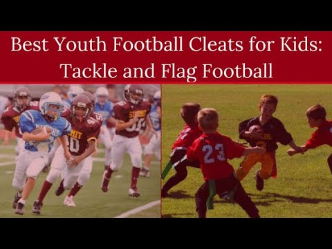 youth football cleats american flag