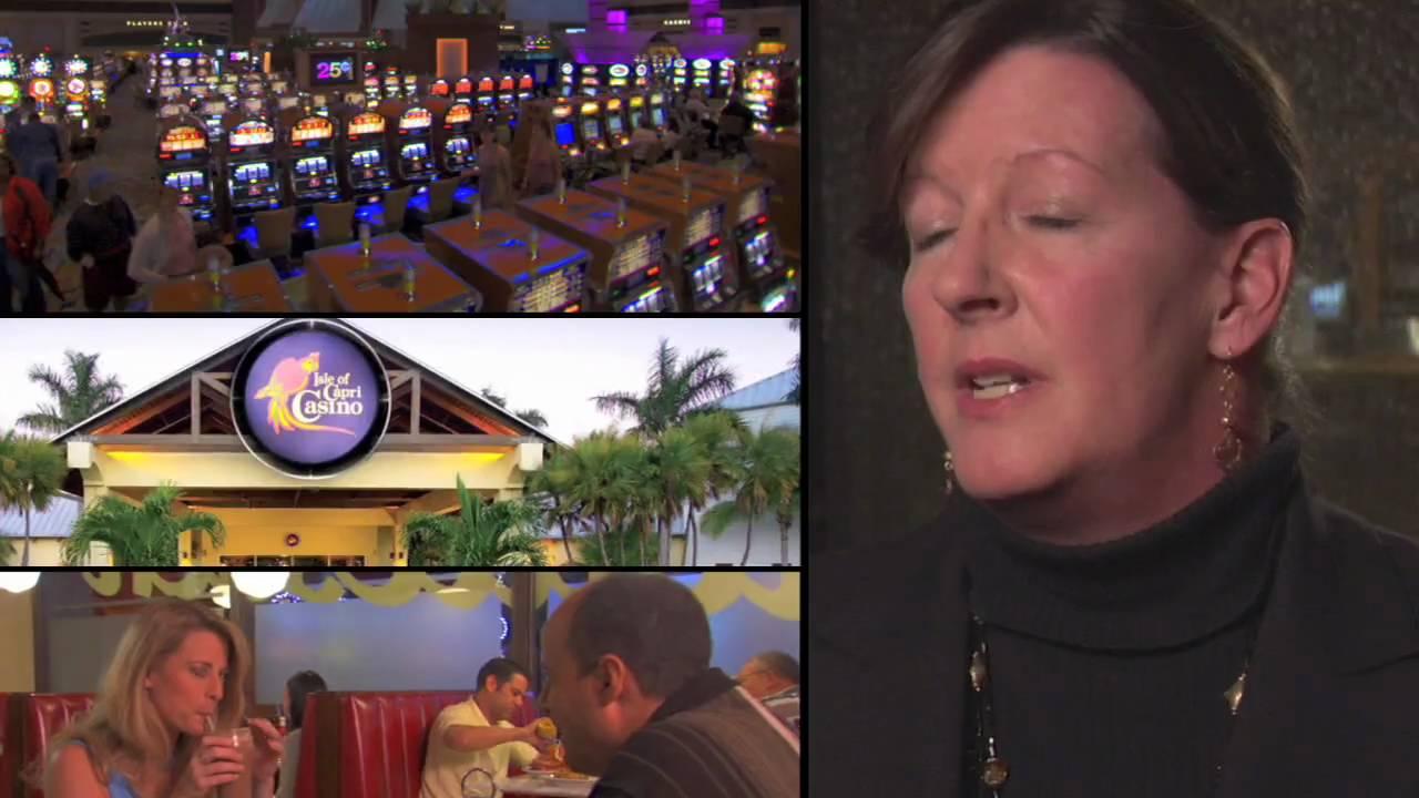 Watch gambling lady