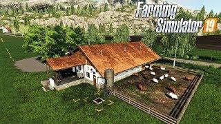 FARMING SIMULATOR 19 #158 - NUOVO RECINTO DELLE PECORE - GAMEPLAY ITA