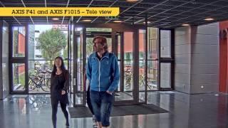 AXIS F41 vidéo