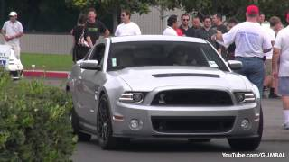 Ford Mustang Shelby GT500 SVT   Sound!