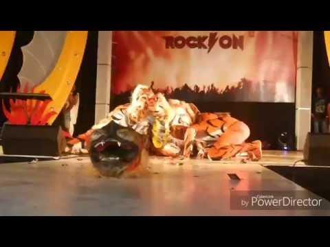 Ulidavaru Kandante Tiger Dance (Huli Dance)