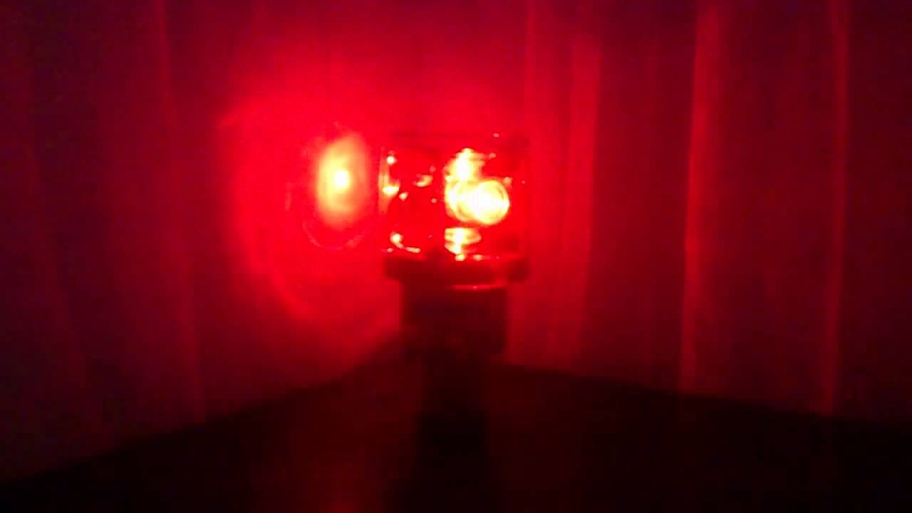 Solar Warning Signal Light | Tower Crane Flashing Light | Caution Beacon  Light   YouTube Photo Gallery