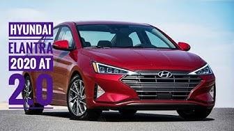 Hyundai Elantra 2020 AT 2.0 có gì đáng giá để mua?xe24h