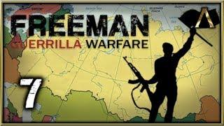 Freeman Guerrilla Warfare Gameplay Pt.7 - All Your Riflemen Are Belong to Us