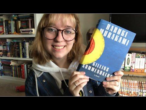 KILLING COMMENDATORE by Haruki Murakami | Book Review