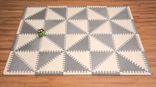 Skip Hop Playspot GEO - Foam Floor Tiles