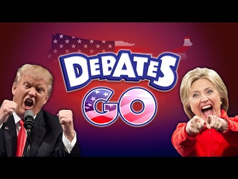 Debates GO - AR-game for Android and iOS (Official Trailer)