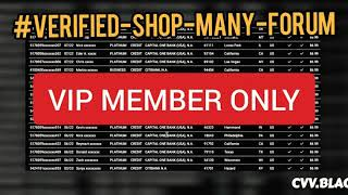 Best cvv shop trusted cc shop for carding 2019 how to buy valid