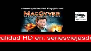 MacGyver (Tª 2 cap.11 calidad HD) Phoenix Es El Blanco)
