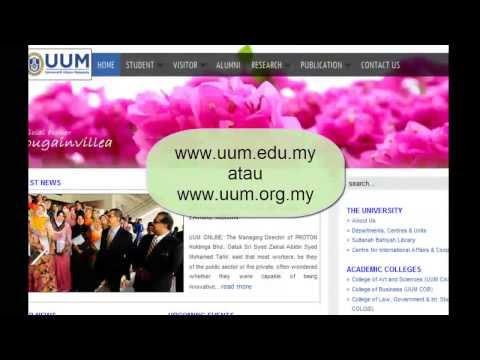 Tutorial Muat Turun (Download) Koleksi Soalan Peperiksaan Akhir UUM