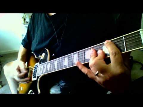 Van Halen Panama Guitar Cover - 2011 Gibson Les Paul Classic Plus