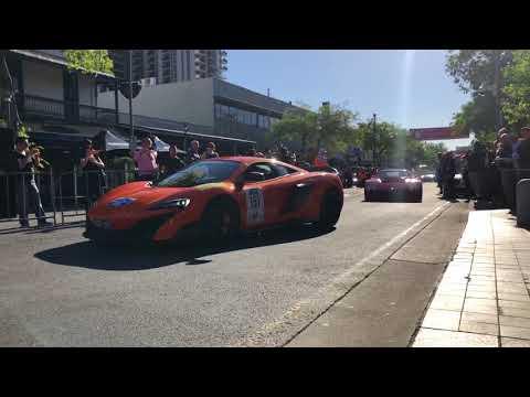 Adelaide Motorsport Festival - City Street Party