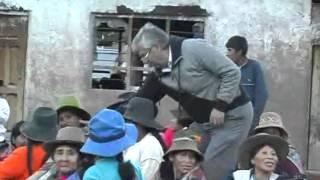 CICAN en Campaña de Salud Comunidad de Pampachiri, Pitumarca, Cusco