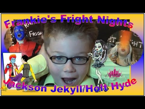 Monster High | Frankie's Fright Nights 'Jackson Jekyll/Holt Hyde' | Creative Princess
