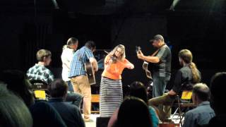 Katrina Nicolayeff -Grand Champion Division - 2013 National Old Time Fiddle Contest