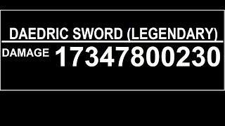 Skyrim: Special Edition - Fortify Restoration Glitch Still Works / Turorial + CRAZY LEVELING