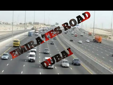 EMIRATES ROAD DUBAI    Syed ALI