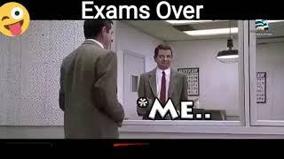 👀EXAM OVER😎 Exam Over Status😮 Paper Khatam💘 PAPER FINISH😆
