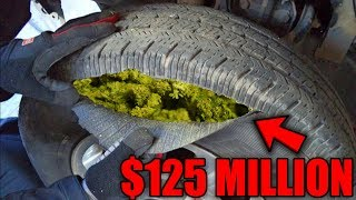 Top 10 CRAZIEST Ways Drug Dealers Smuggle Drugs!