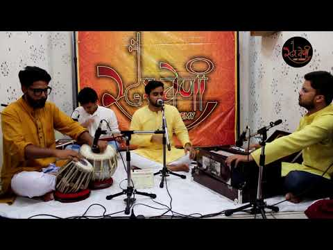 Sh. Shubham Modi -  Raga Jog (Bhajan) - Swarveni Music Academy