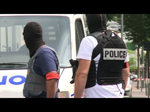 Opération antiterroriste en cours à Argenteuil (Val-d'Oise)
