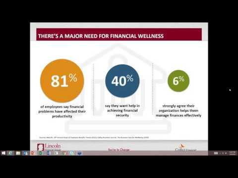 Financial Wellness - IBI Forum Webinar Series