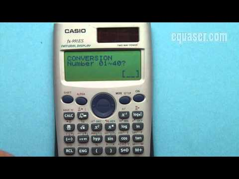 Casio Fx One Acre Is How Many Meters