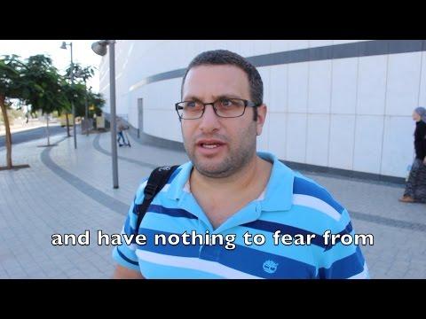 Israelis Answer: Do You Feel Safe?