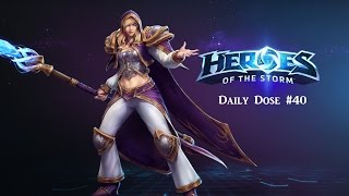 Heroes of the Storm - Daily Dose #40: Jaina - Coolin