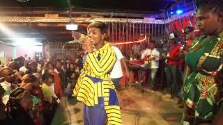 Sarafina Salim Performing Live At Turraco Village