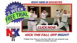 National Karate Fall Programs - Rochester