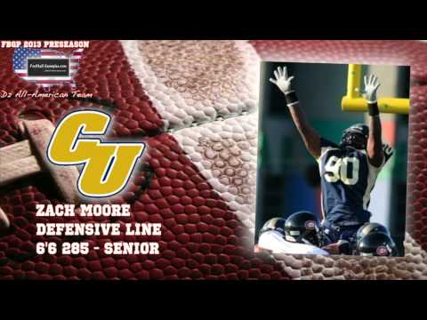 Football Gameplan's 2013 Preseason D2 All-American Team