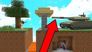 NOOB VS PRO TANQUE DE GUERRA - MINECRAFT (Minecraft Troll)