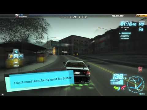 Need For Speed World: Lexus IS300