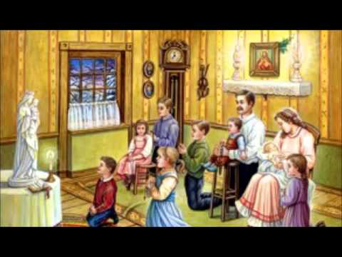 The Importance of the Family Rosary - YouTube