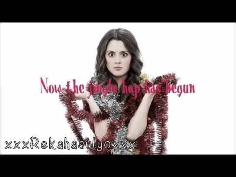 Laura Marano - Jingle Bell Rock LYRICS (RHP 2015)