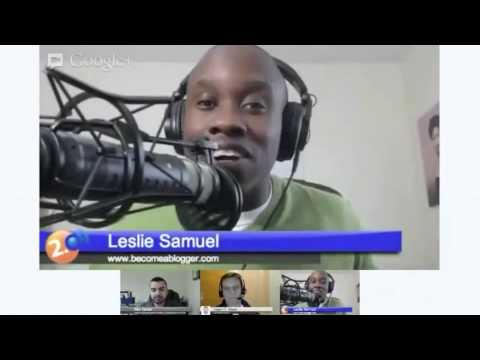 I.C.E.A. Enlightened Entrepreneurs Show Episode 1 - Alex Navas and Leslie Samuel