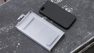 Оригинальный чехол iPhone 5s Case - обзор от Whitebox.com.ua (Киев, Украина)(Оригинальный чехол для iPhone 5/5S от компании Apple - iPhone 5s Case выполнен из натуральной кожи и представлен в 6 цветах..., 2013-09-24T15:49:05.000Z)