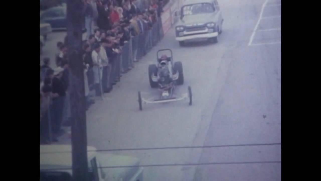 Dallas Car Show >> Vintage Drag Racing, Green Valley Raceway (1 of 3) - YouTube
