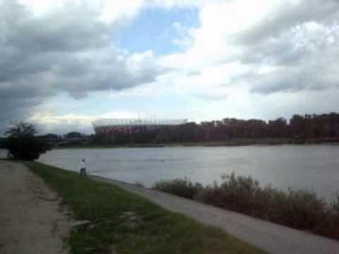 Euro 2012. Varsovia. Polonia