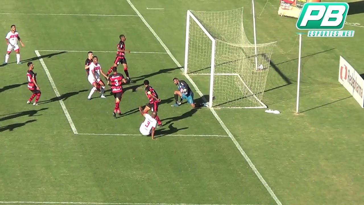 Série D:  Campinense faz 3 a 0 e derrota o América da Natal no Amigão