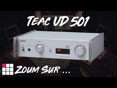 [ZOUM SUR] Le Dac TEAC UD-501